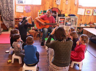 Musique avec les petits